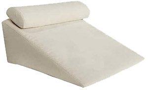 almohadas viscoelásticas con forma de cuña